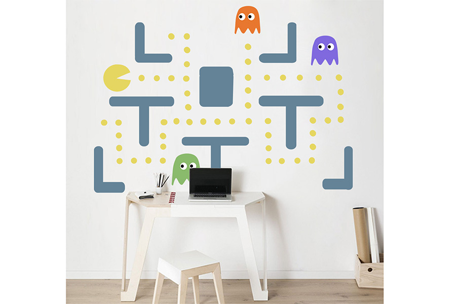 Pacman Wall